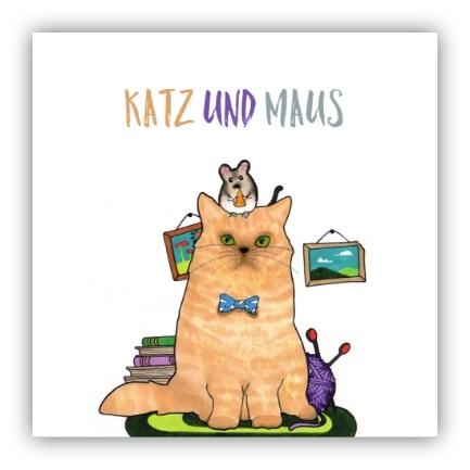Kinderbuch Katz und Maus