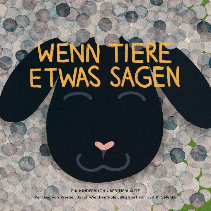 Wenn Tiere etwas sage - Kinderbuch Cover