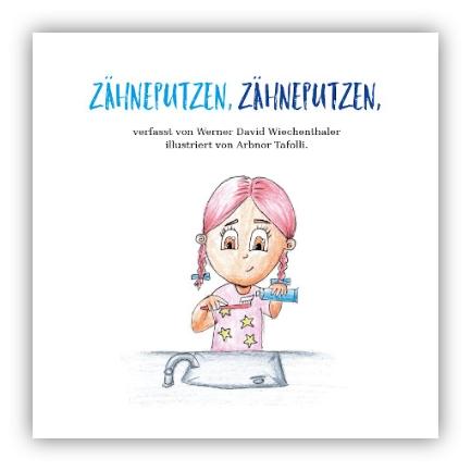Kinderbuch - Zähneputzen Zähneputzen
